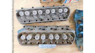 1966 Ford 289 Mustang 4-bbl orig. HEADS