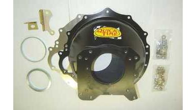 BELLHOUSING, QUICKTIME, MOPAR 318/360 TO 3-4 SPEED MOPAR