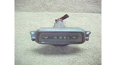 64 Pontiac GP Bonneville Catalina Automatic Shift Indicator - Nice
