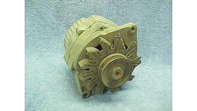 75 Corvette Camaro Alternator Core - 1102480 - Dated 5F31 - 61 Amp