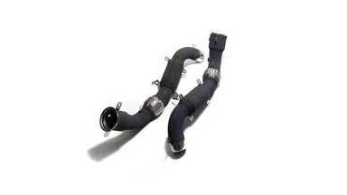 ARMYTRIX Ceramic Coated High-Flow Performance Race Downpipes McLaren 12C | 570 |